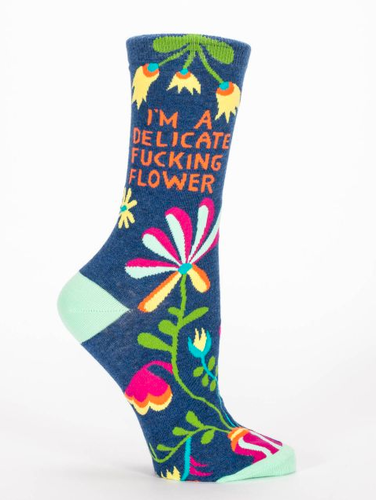 Blue_Q_Delicate_Fucking_Flower_Crew_Sock_Right_Side__33586.1488222352.500.500