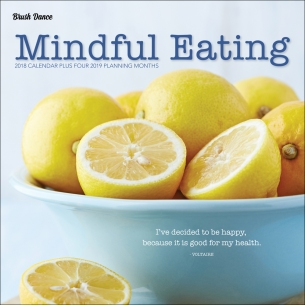 Mindful Eating Wall Calendar